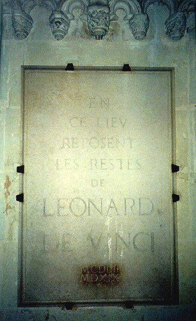Quieren abrir la tumba de Leonardo da Vinci 2