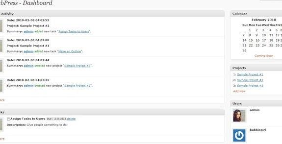 CollabPress, gestión de proyectos y tareas para WordPress