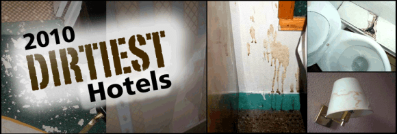 Diez peores hoteles Europa