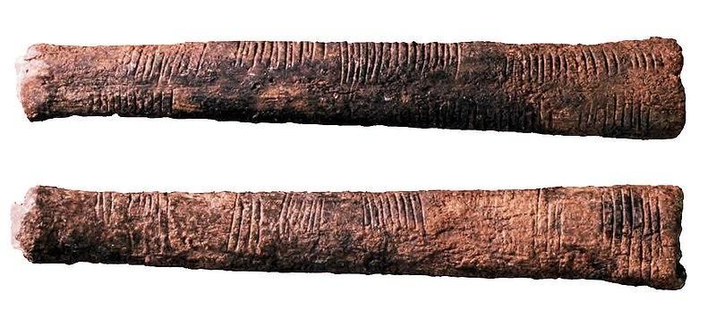 El hueso Ishango, el registro astronómico más antiguo de la Humanidad