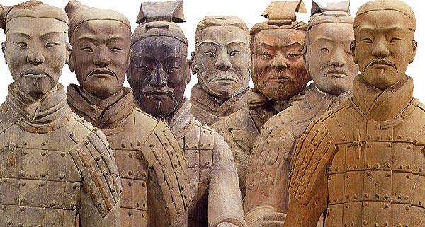 Premio Príncipe de Asturias para los arqueólogos chinos de Xian 1