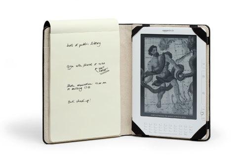 Funda Moleskine para el Kindle