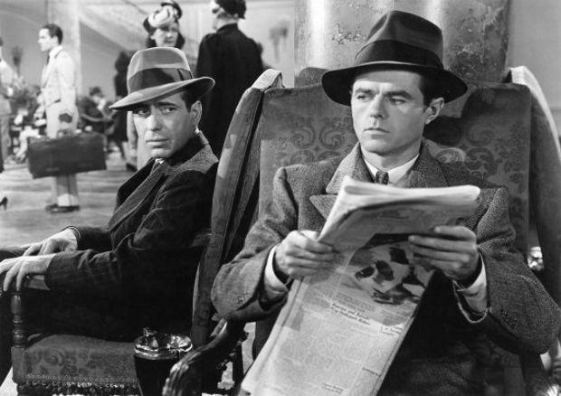 Jugando a detectives en el Langley Mystery Weekend