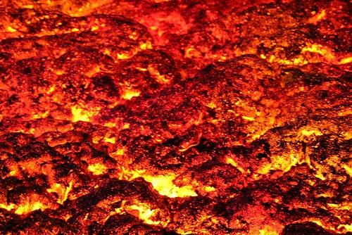 El magma como fuente energía