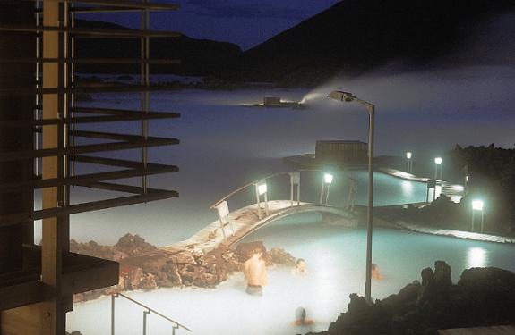 Blue Lagoon, el spa islandés de referencia