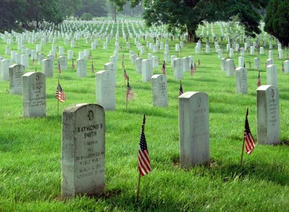 Cementerio Arlington