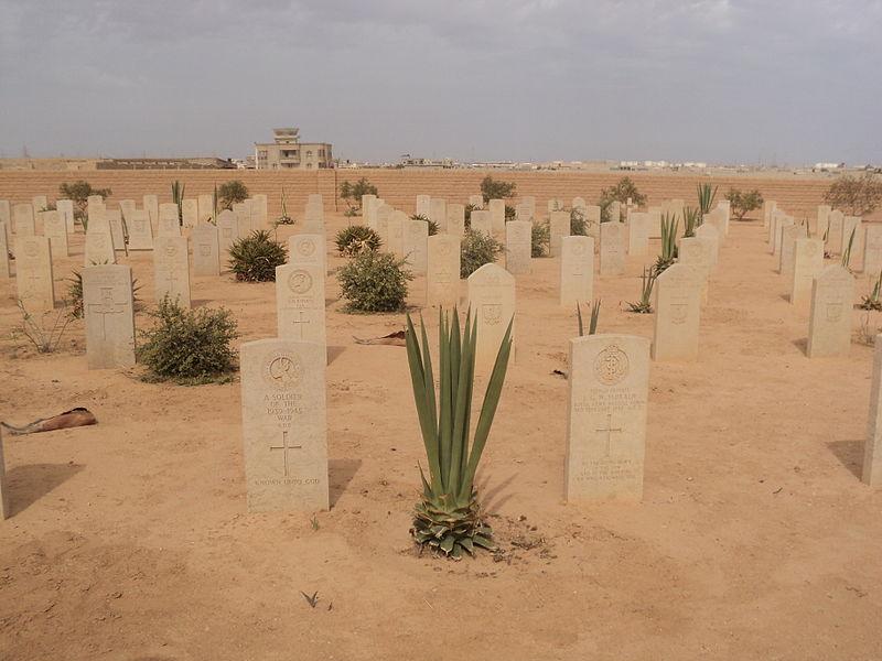 Campos de batalla: Tobruk