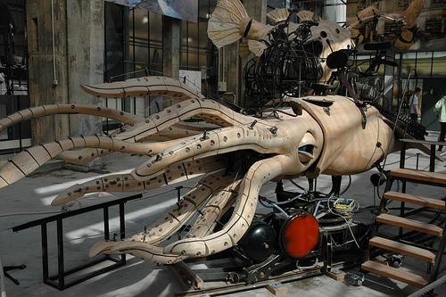 El Nantes de Julio Verne