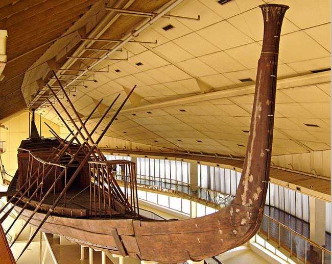 Extraída nueva Barca Solar Giza