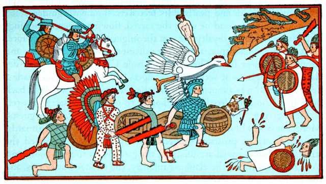 La importancia de la técnica en la conquista de México