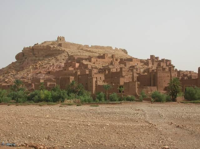 Turismo cinematográfico: Ouarzazate
