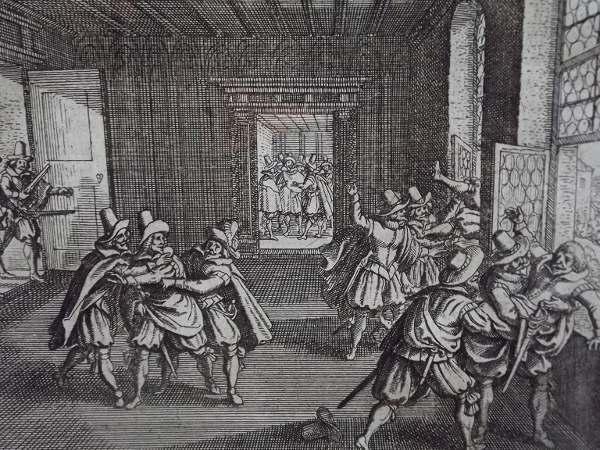 Las tradicionales defenestraciones de Praga