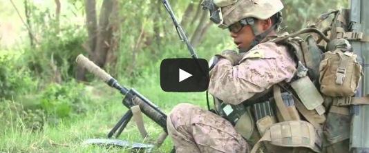 Los Marines contra el Imperio Romano