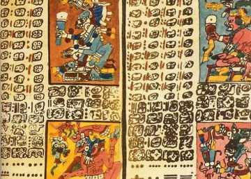 Popol Vuh, la Biblia maya