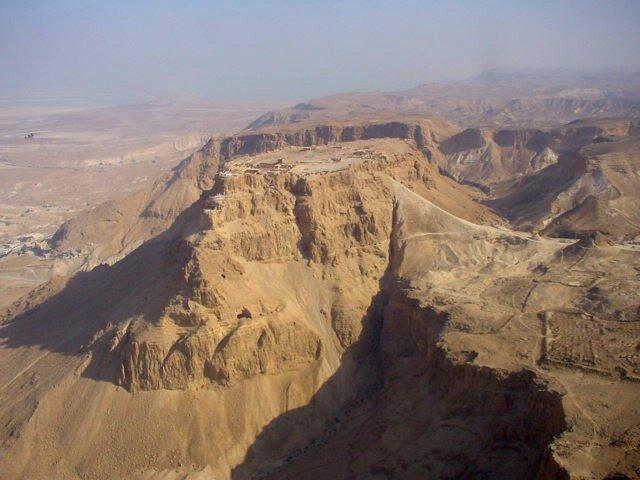 Campos de batalla: Masadá