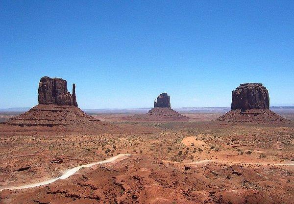 Turismo cinematográfico: Monument Valley