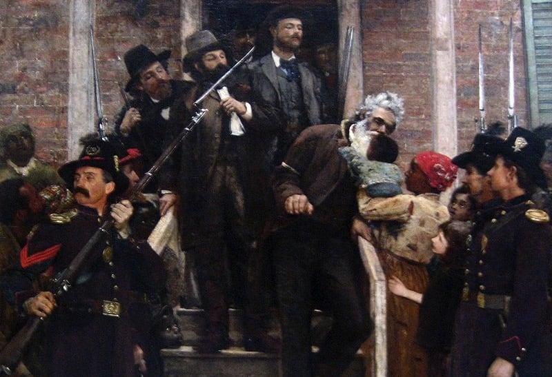 John Brown, la chispa de la Guerra de Secesión