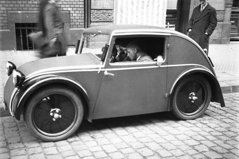 ¿Robó Hitler el diseño del Volkswagen Escarabajo a un ingeniero judío?