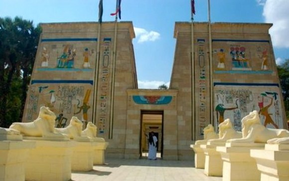 Pharaonic Village parque temático Antiguo Egipto