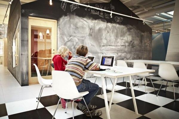 Una escuela sueca elimina las aulas