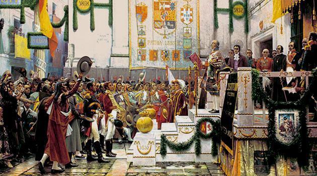 La Pepa cumple dos siglos