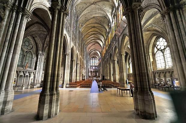 Catedral Saint Denis París