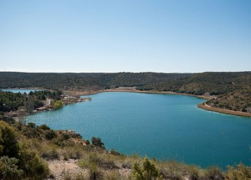 Lagunas de Ruidera: leyendas, literatura y cine