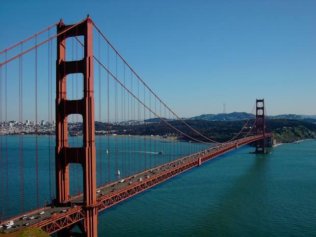 El Golden Gate cumple 75 años