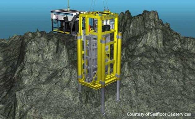 Minería submarina, la nueva frontera