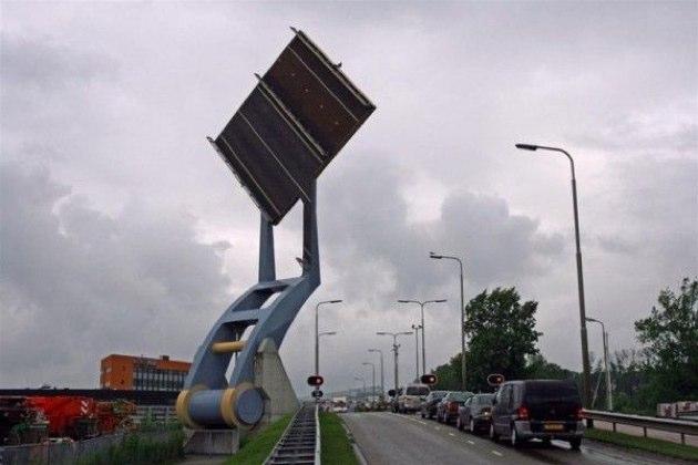 El puente volante de Holanda 1