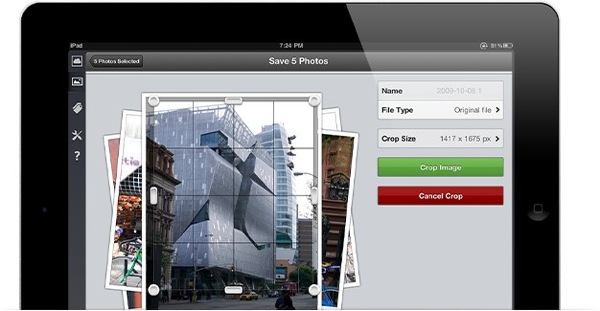 iStorage 2: el auténtico Finder de tu iPad