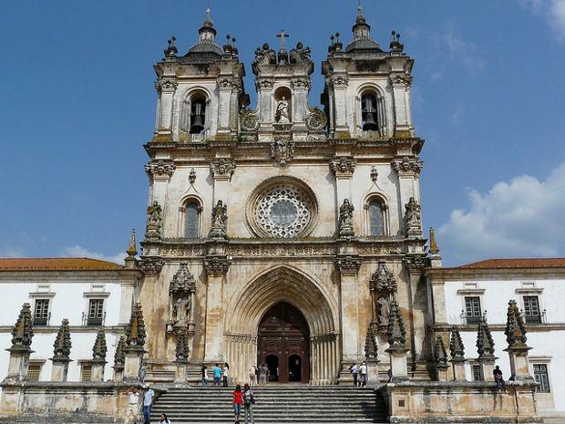 El Monasterio de Alcobaça