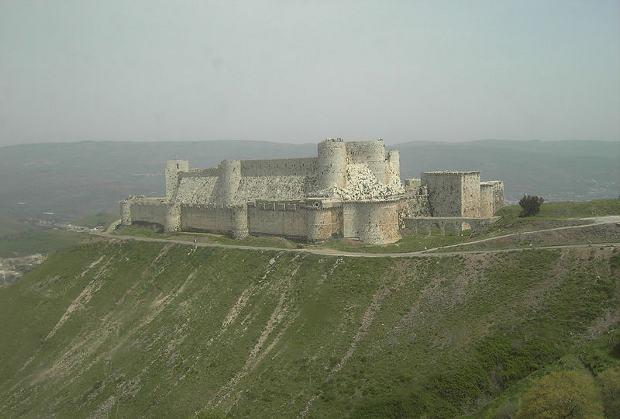 Ruta castillos Siria