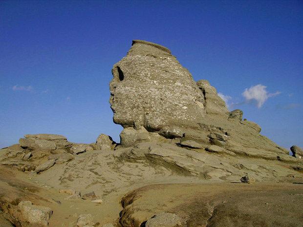 Los misteriosos Montes Bucegi