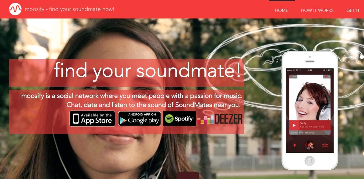 Moosify llega a Spotify