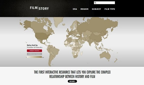 Aprende historia a través del cine gracias a FilmStory