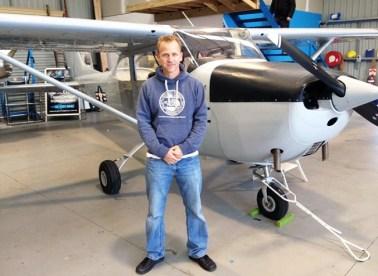 El primer vuelo con combustible fabricado únicamente a partir de residuos plásticos