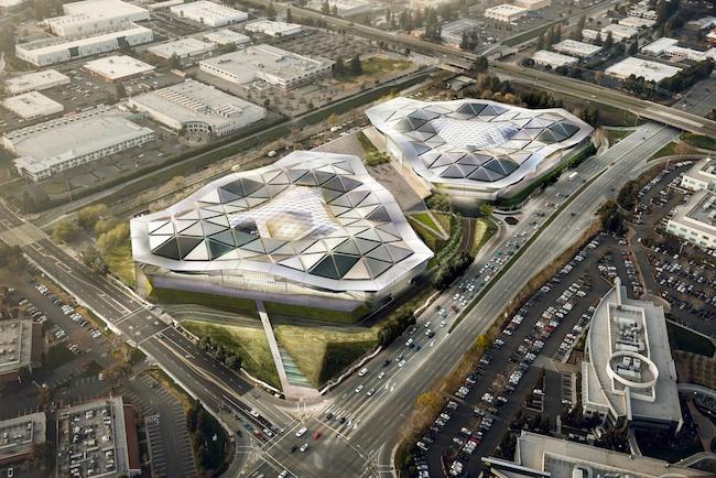 Nvidia planea su cuartel alienígena para 2015