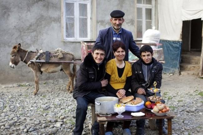 Qué comen en una semana siete familias de todo el mundo