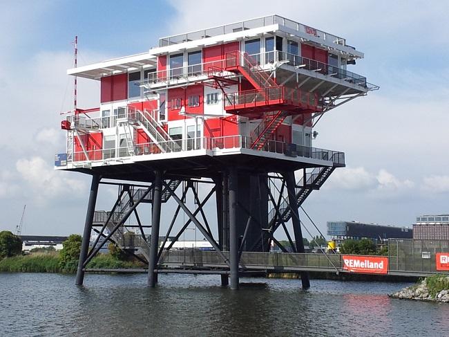REM Island, una isla pirata convertida en restaurante