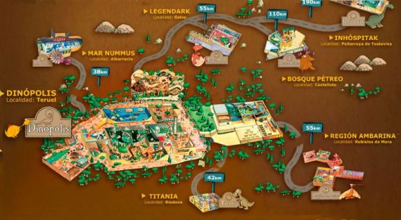 Territorio Dinopolis