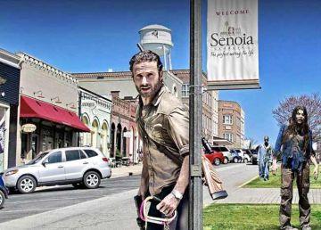"""""""The Walking Dead"""" y el turismo zombi"""