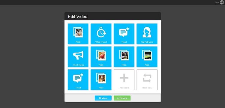 Crea tu vídeo de presentación en Twitter con #FollowMe