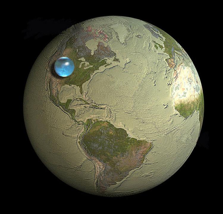 Planeta Tierra planeta Agua