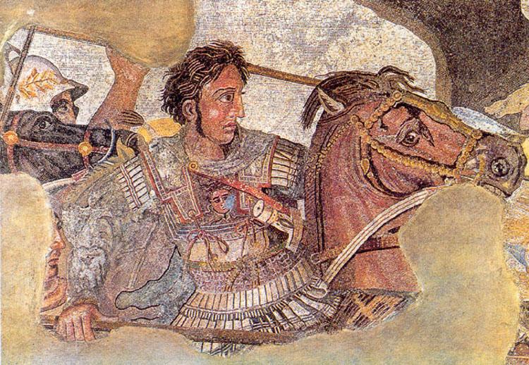 Descubren en Grecia la posible tumba de Alejandro
