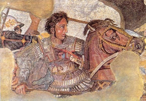 Descubren Grecia posible tumba Alejandro Magno