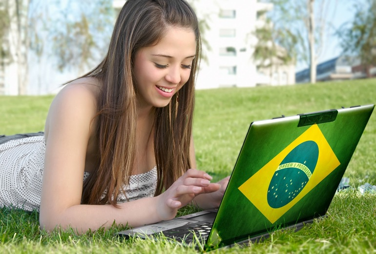 El plan brasileño para librarse del control norteamericano de internet