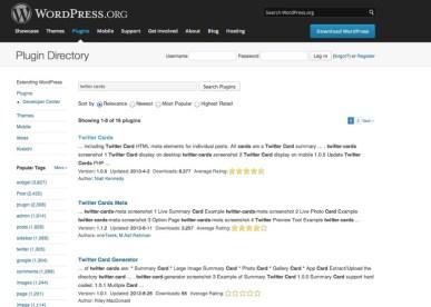 Cómo elegir un plugin de WordPress 1