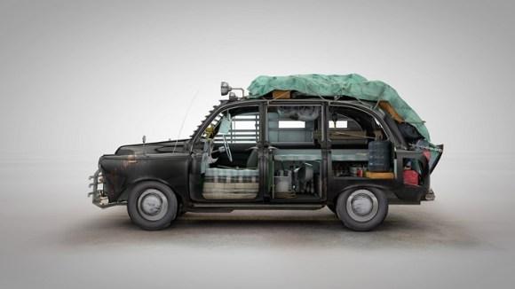 Zombie Survival Vehicle Series