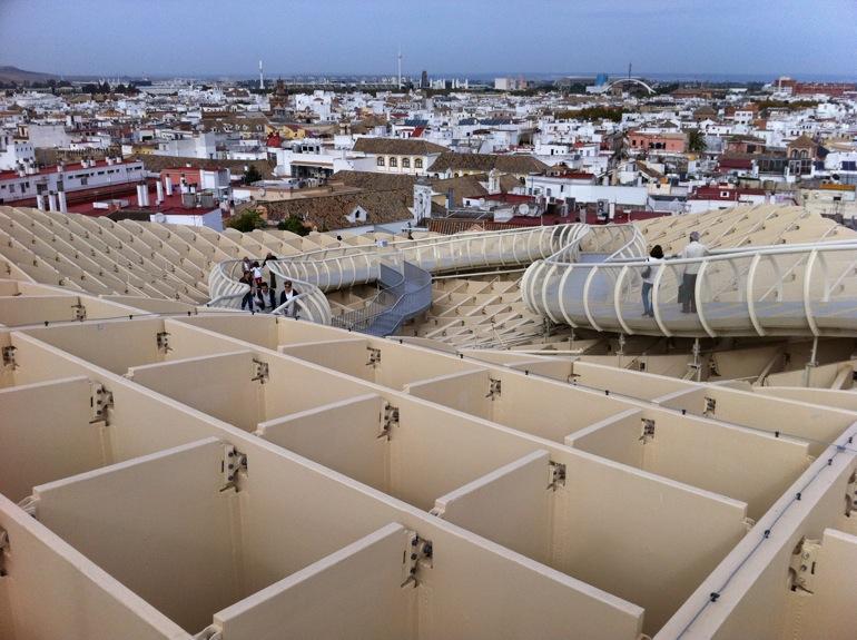 El EBE y Sevilla, una vez mas